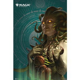 POSTER MAGIC THE GATHERING VRASKA