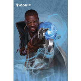 POSTER MAGIC THE GATHERING TEFERI