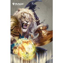 POSTER MAGIC THE GATHERING AJANI