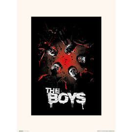 PRINT 30X40CM THE BOYS ONE SHEET