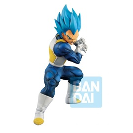 FIGURA ICHIBANSHO DRAGON BALL GOD SUPER SAIYAN EVOLVED VEGETA