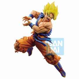FIGURA BANDAI DRAGON BALL SUPER SAIYAN SON GOKU Z BATTLE