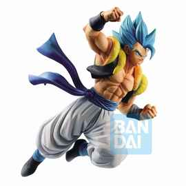 FIGURA BANDAI DRAGON BALL SUPER SAIYAN GOGETA Z BATTLE