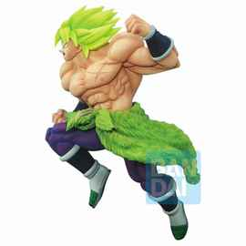 FIGURA BANDAI DRAGON BALL SUPER SAIYAN BROLY FULL POWER Z BATTLE