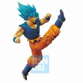 FIGURA BANDAI DRAGON BALL SUPER SAIYAN GOD SON GOKU Z BATTLE