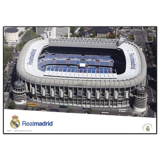 VADE ESCOLAR REAL MADRID BERNABEU