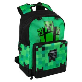 MOCHILA MINECRAFT CREEPER FATIGUED AGAIN
