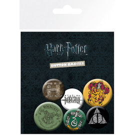 PACK CHAPAS HARRY POTTER MIX