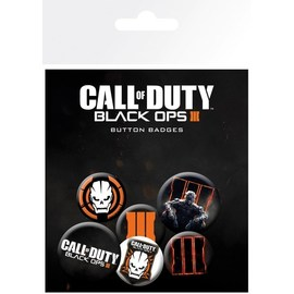 PACK CHAPAS CALL OF DUTY BLACK OPS 3 MIX