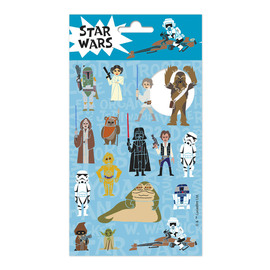 SET STICKERS STAR WARS PAPERCUT