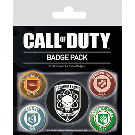PACK CHAPAS CALL OF DUTY SODA