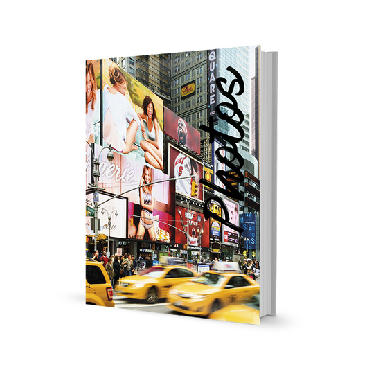 ALBUM FOTO SOFT 96 BOLSILLOS 13X20CM NEW YORK