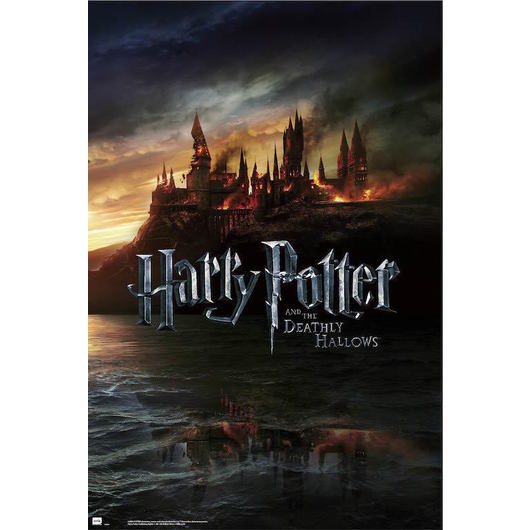 POSTER HARRY POTTER AND THE DEATHLY HALLOWS
