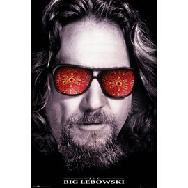 POSTER THE BIG LEBOWSKI THE DUDE
