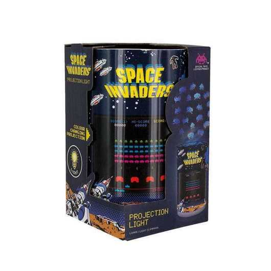 MINI LAMPARA SPACE INVADERS WITH TRY ME
