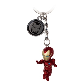 LLAVERO EGG ATTACK MARVEL AVENGERS IRON MAN