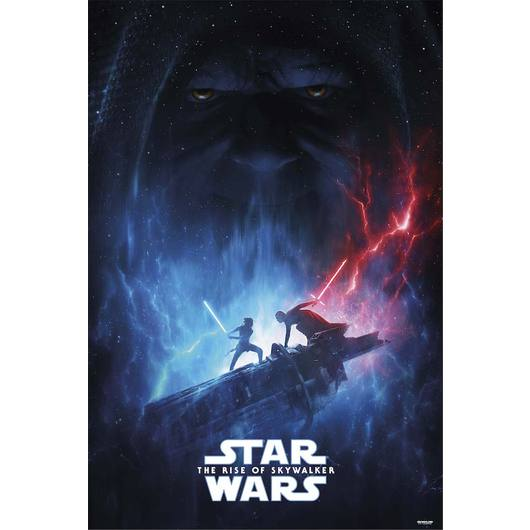 POSTER STAR WARS EPISODIO IX ONE SHEET