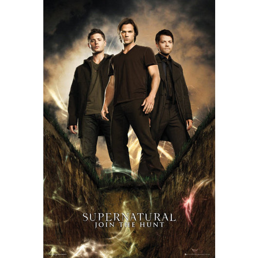 POSTER SUPERNATURAL GROUP