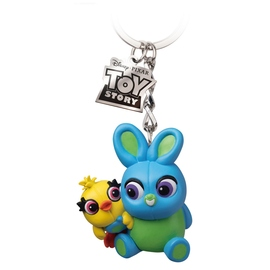 LLAVERO EGG ATTACK DISNEY TOY STORY 4 DUCKY & BUNNY