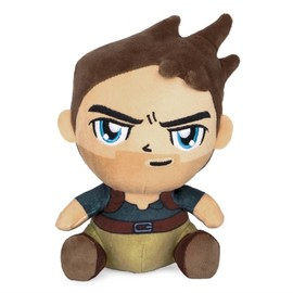PELUCHE STUBBINS UNCHARTED 4 NATHAN DRAKE
