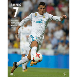 MINI POSTER REAL MADRID 2017/2018 RONALDO ACCION
