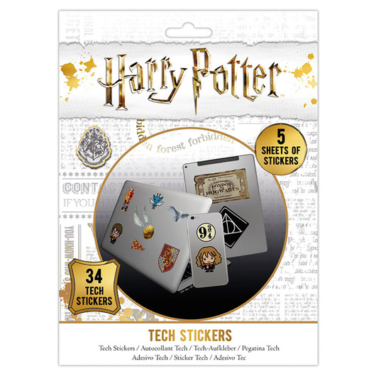 GADGET DECALS HARRY POTTER SIGNS
