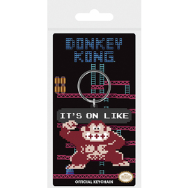 LLAVERO DONKEY KONG ITS ON LIKE