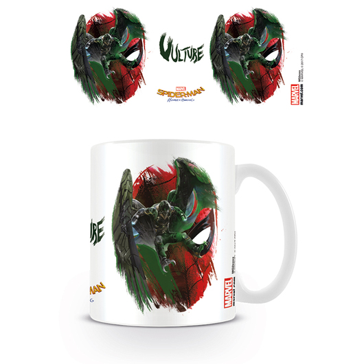 TAZA MARVEL SPIDERMAN HOMECOMING VULTURE