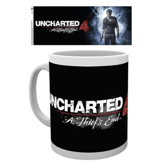TAZA UNCHARTED 4 A THIEFS END