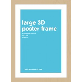 Marco Posters 3D Roble