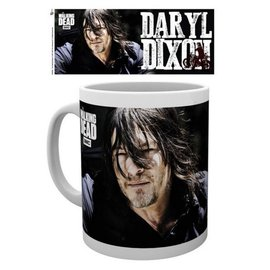TAZA THE WALKING DEAD DARYL S8