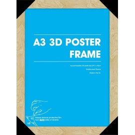Marco Posters 3D A3 Roble
