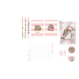SUPER SET DE PAPELERIA PUSHEEN SWEET & SIMPLE