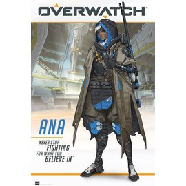 POSTER OVERWATCH ANA