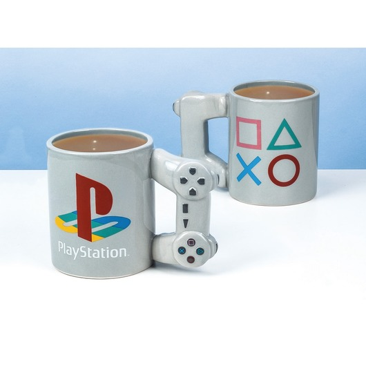 TAZA 3D PLAYSTATION CONTROLLER