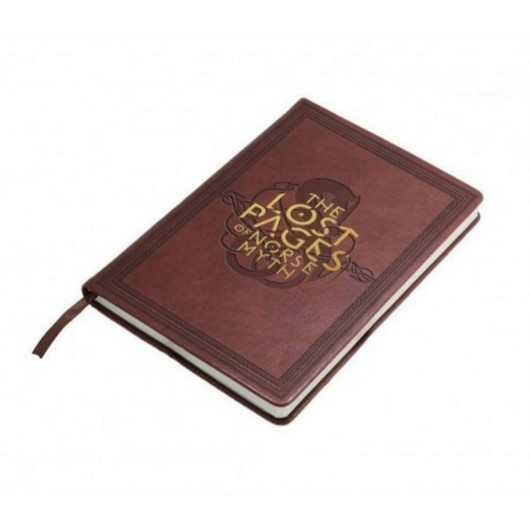 CUADERNO A5 GOD OF WAR THE LOST PAGES OF NORSE MYTH