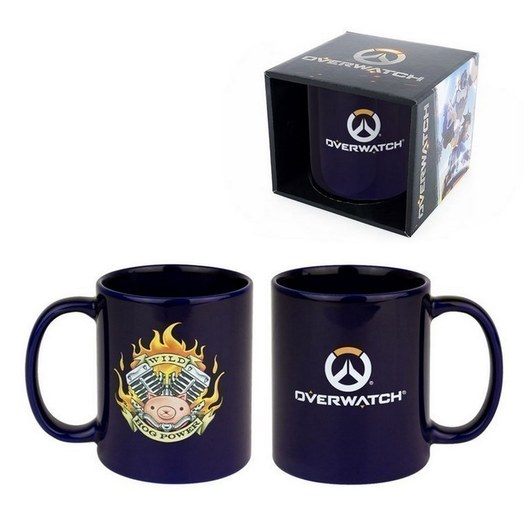 TAZA OVERWATCH ROADHOG