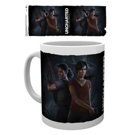 TAZA UNCHARTED THE LOST LEGACY