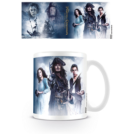 TAZA PIRATES OF THE CARIBBEAN SALAZARS REVENGE