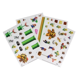 GADGET DECALS SUPER MARIO