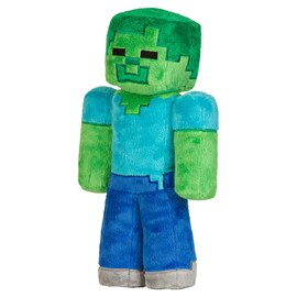 PELUCHE MINECRAFT ZOMBIE MULTICOLOR