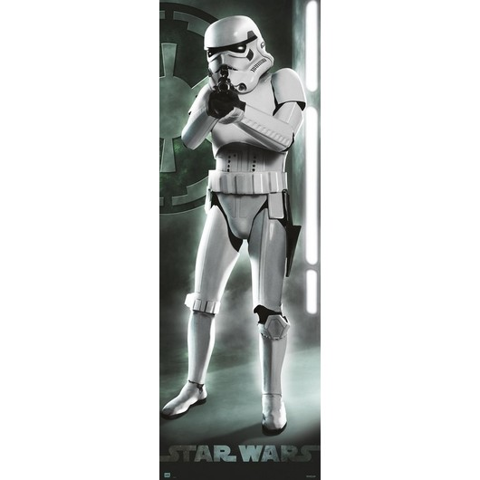 POSTER PUERTA STAR WARS CLASSIC SOLDIER