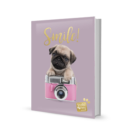 ALBUM FOTO SOFT 48 BOLSILLOS 13X20CM STUDIO PETS DOG
