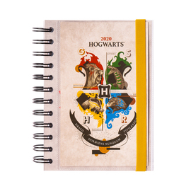 AGENDA 2020 DIA PAGINA HARRY POTTER