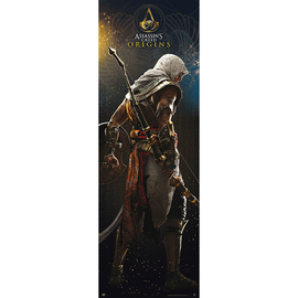 POSTER PUERTA ASSASSINS CREED ORIGINS