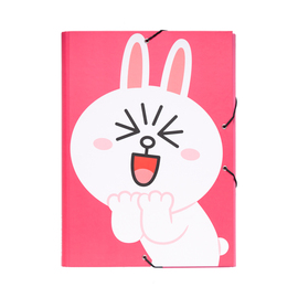 CARPETA SOLAPAS LINE FRIENDS