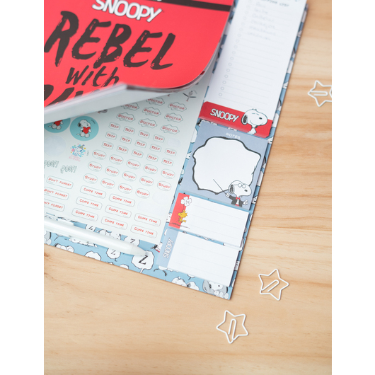 PLANNER 2019/2020 SNOOPY