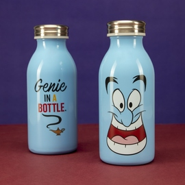 BOTELLA METALICA DISNEY ALADDIN GENIE IN A BOTTLE