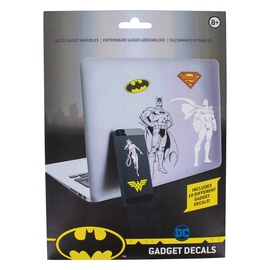 GADGET DECALS DC COMICS V3