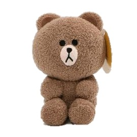 PELUCHE LINE FRIENDS BROWN 7